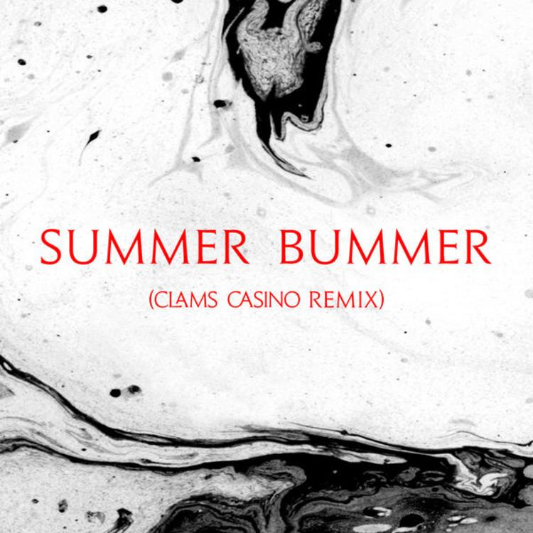 now playing: Summer Bummer – Lana Del Rey remix by Clams Casino