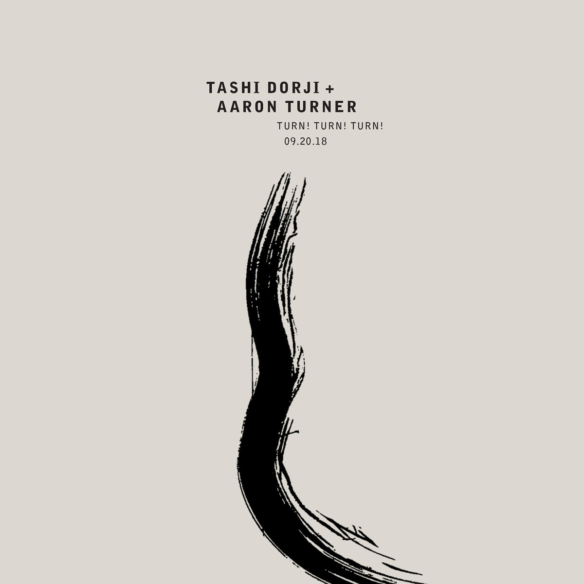 Tashi Dorji & Aaron Turner – Turn! Turn! Turn! (SIGE Records) album review